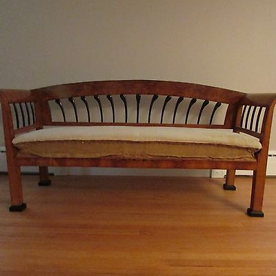 Original Biedermeier Sofa/bench/couch Circa 1825-1830 Antique Customize
