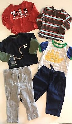 18-24 Month Boy Lot Fall Winter Clothes