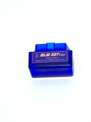 OBD2 ELM327 Interface Bluetooth Wireless Android