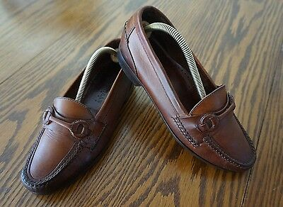 Cole Haan Country Brown Leather Horsebit  Loafer 9925 Men's size 7M