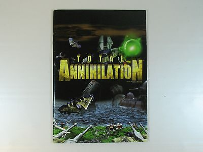 Pc Cd-Rom Total Annihilation Manual
