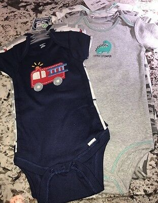 NWT BABY BOY 6pc CLOTHING LOT SIZE 12-18m