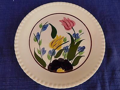 Blue Ridge Southern Pottery Spring Song LUNCHEON PLATE have more items to set