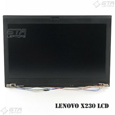 "Lenovo ThinkPad X230 Laptop 12.5"" LCD Screen With Frame"