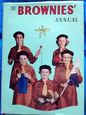 The Brownies Annual 1960 Girl Guides