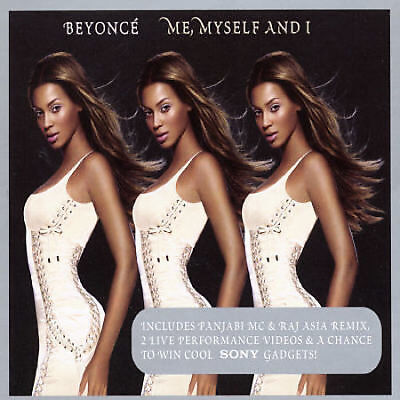 Beyonc' - Me Myself & I [Single] Used - Very Good Cd