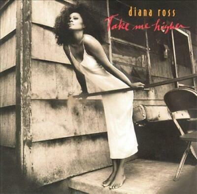 Diana Ross - Take Me Higher Used - Very Good Cd