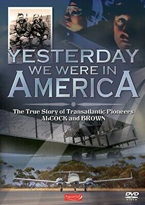 Yesterday We Were In America Used - Very Good Region 2 Dvd