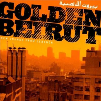 Various Artists - Golden Beirut: New Sounds From Lebanon Used - Very Good Cd