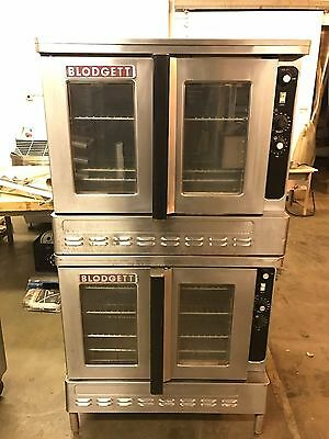 Blodgett Natural Gas Double Stack Convection Oven