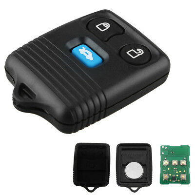 Remote 433 MHz Chips Car Key Fob Replace for 2000-2006 TRANSIT MK6 CONNECT FORD