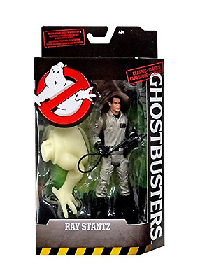 Mattel Ghostbusters Ray Stantz 6""