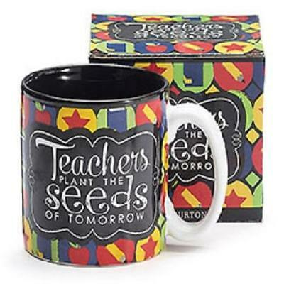 Burton & Burton Teachers Plant The Seeds of Tomorrow Mug