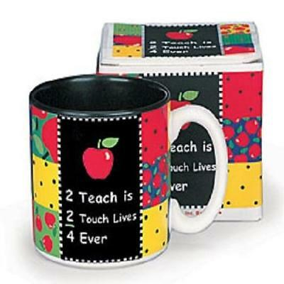 Burton & Burton Teacher Mug
