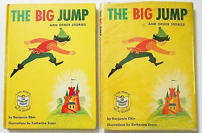 1958 Beginner Book THE BIG JUMP AND OTHER SRORIES 1st/1st in dj