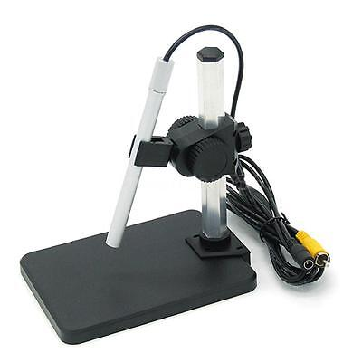 Electronic Digital LED Microscope 1-600X Magnifying Tool Magnifier HD 2.0MP W2C3
