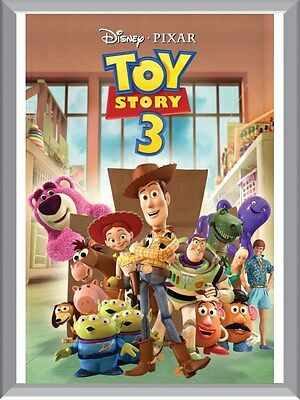 Toy Story 3 Movie A1 To A4 Size Poster Prints