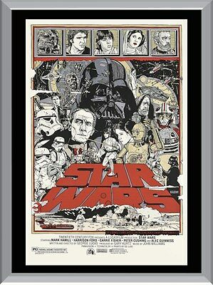 Star wars Pencil Art A1 To A4 Size Poster Prints