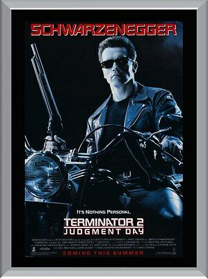 Terminator 2 Movie A1 To A4 Size Poster Prints