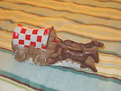 Vintage 1970's Advertising Ralston Purina CHUCK WAGON Dog SQUEAK TOY Premium