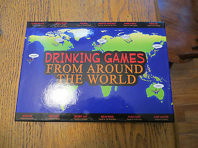 Drinking Games From Around the World-30 Different Drinking Games
