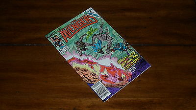 Avengers #263 - 1St Appearance Of X-Factor - High Grade!!!!!