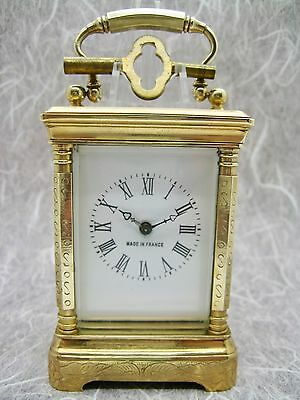 Small Carriage Clock - Desk? - Bedside Table? - Nice!