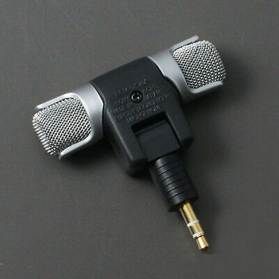 Mini Mic Digital Stereo Microphone Wireless  for Recorder PC Mobile Phone