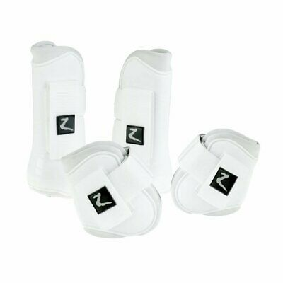 NEW Horze Protec Boots (3 Colours) Leg Protection Horse Riding Care Grooming