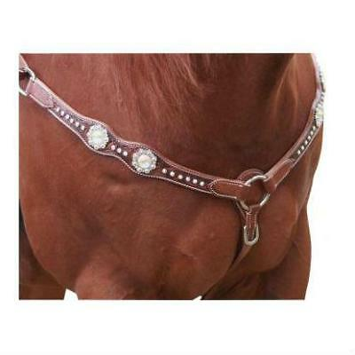NEW Cluster of Jewels Western Breastplate Western Horse Riding Care Grooming