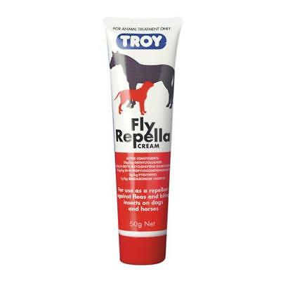 NEW Troy Fly Repella 100ml First Aid Horse Riding Care Grooming