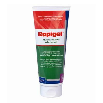 NEW Virbac Rapigel 200g First Aid Horse Riding Care Grooming