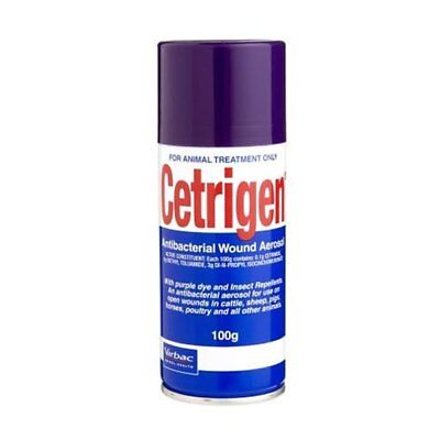 NEW Virbac Cetrigen Sale/Clearance Items Horse Riding Care Grooming