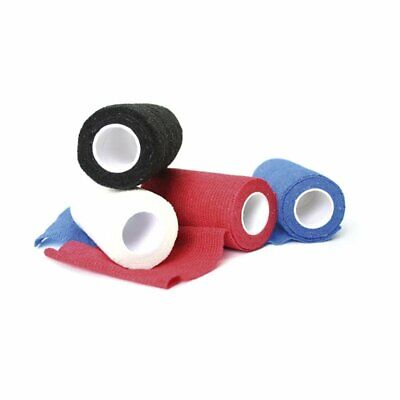 NEW Flexible Cohesive Bandage First Aid Horse Riding Care Grooming