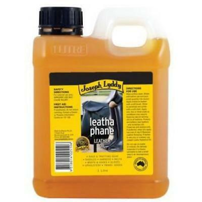 NEW Joseph Lyddy Leathaphane Leather Care Horse Riding Care Grooming
