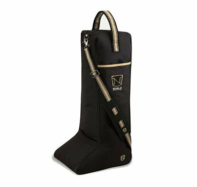 NEW Noble Outfitters Tall Boot Bag Luggage Horse Riding Care Grooming