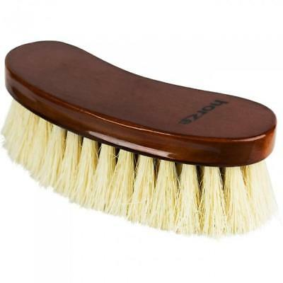 NEW Horze Natural Dust Brush Grooming Horse Riding Care Grooming