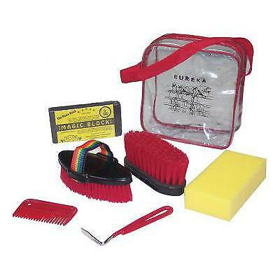 NEW Budget Grooming Kit Grooming Horse Riding Care Grooming