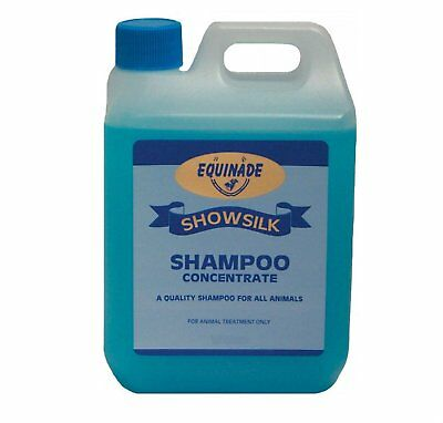 NEW Equinade Shampoo Concentrate Coat Care Horse Riding Care Grooming