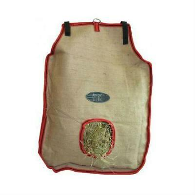 NEW Deluxe Jute Hay Bag Feed Equipment Horse Riding Care Grooming