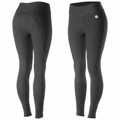 NEW Horze Active Knee Patch Tights Clothing Horse Riding Care Grooming