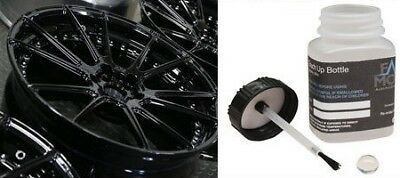 Matt Black Touch Up Kit For Alloy Wheel And Bodywork Repair Kit Matte Paint