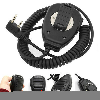 Baofeng Speaker Mic Headset For UV-5R A UV-82L GT-3 888s Two Way Radio