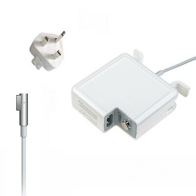 "60W  Power Adapter Charger For Apple Macbook Pro MagSafe 1 13"" A1181 A1185"