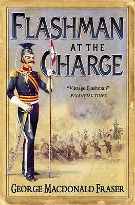 Flashman at the Charge (Flashman 07) by George MacDonald Fraser | Paperback Book