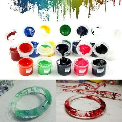 3ML Pigment Dye For Silicone Resin Mold Jewelry Making DIY Crafts Accessories