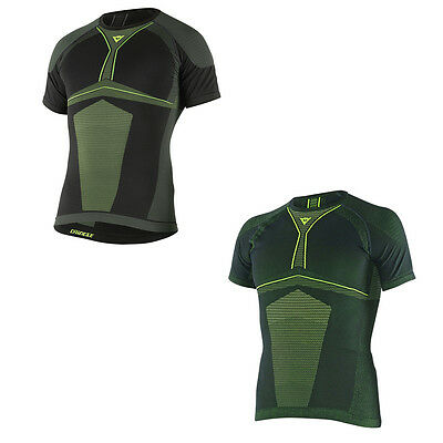 Dainese D-Core Dry SS Motorcycle Motorbike Tee Base Layer | All Colours & Sizes