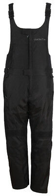 Cortech Journey Black Medium Snowmobile Youth Bibs Pants Snow Med Md M