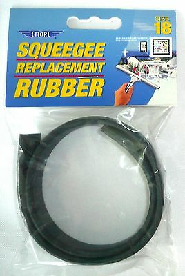 ETTORE 18-Inch Squeegee Replacement Rubber Blade 20018 >NEW<