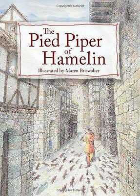 The Pied Piper of Hamelin by    Hardcover Book   9781782500353   NEW